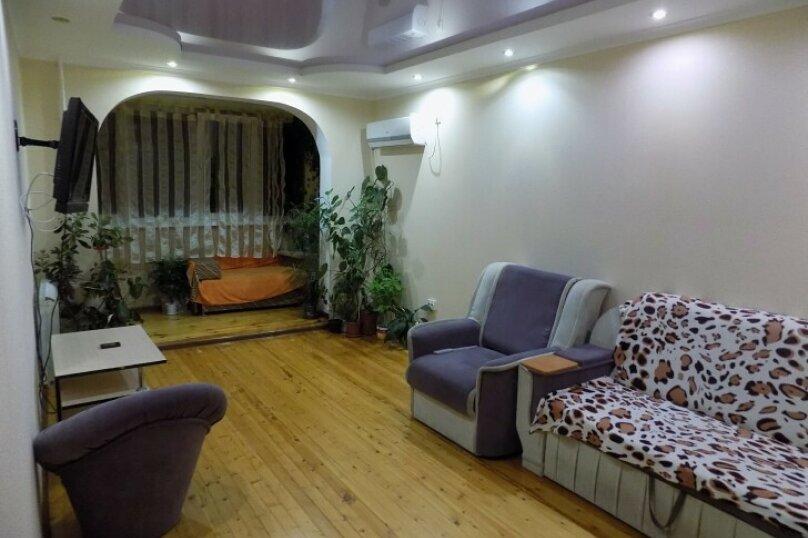 3-комн. квартира, 68 кв.м. на 6 человек, улица Сурикова, 16, Алупка - Фотография 12
