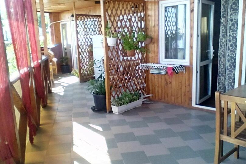 """Гостевой дом """"Дом на скале"""", Севастопольское шоссе, 26 на 6 комнат - Фотография 2"""