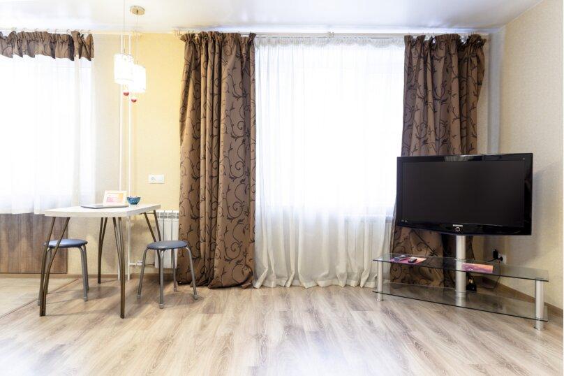 1-комн. квартира, 35 кв.м. на 2 человека, улица Анохина, 26А, Петрозаводск - Фотография 3