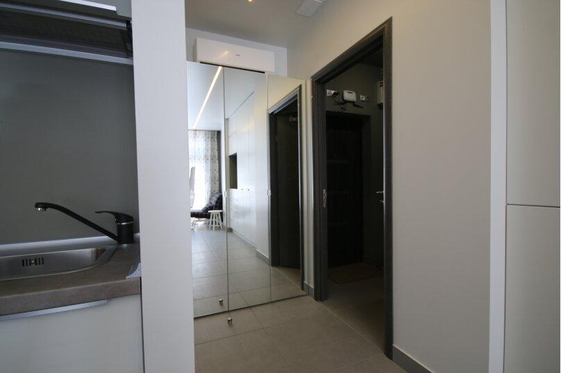1-комн. квартира, 24 кв.м. на 3 человека, Приморская улица, 11 А, Алупка - Фотография 6