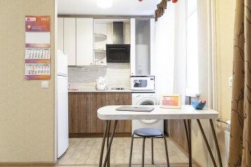 1-комн. квартира, 35 кв.м. на 2 человека, улица Анохина, 26А, Петрозаводск - Фотография 4