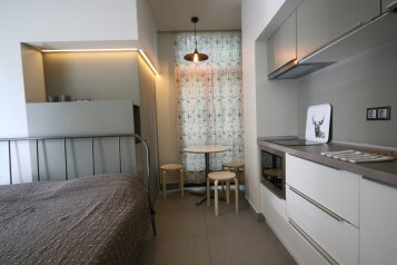 1-комн. квартира, 24 кв.м. на 3 человека, Приморская улица, Алупка - Фотография 1