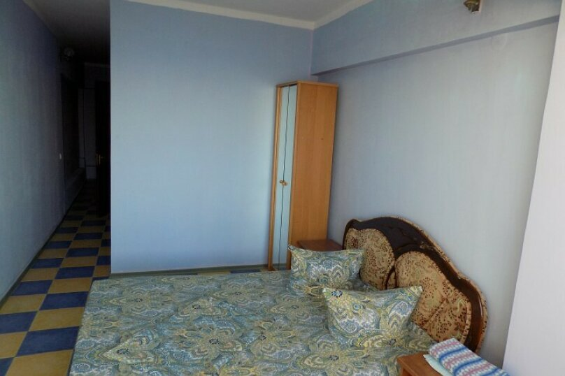 1-но комн номер в 10 метрах от моря, 26 кв.м. на 3 человека, 1 спальня, Ленина, 35-б, Алупка - Фотография 5