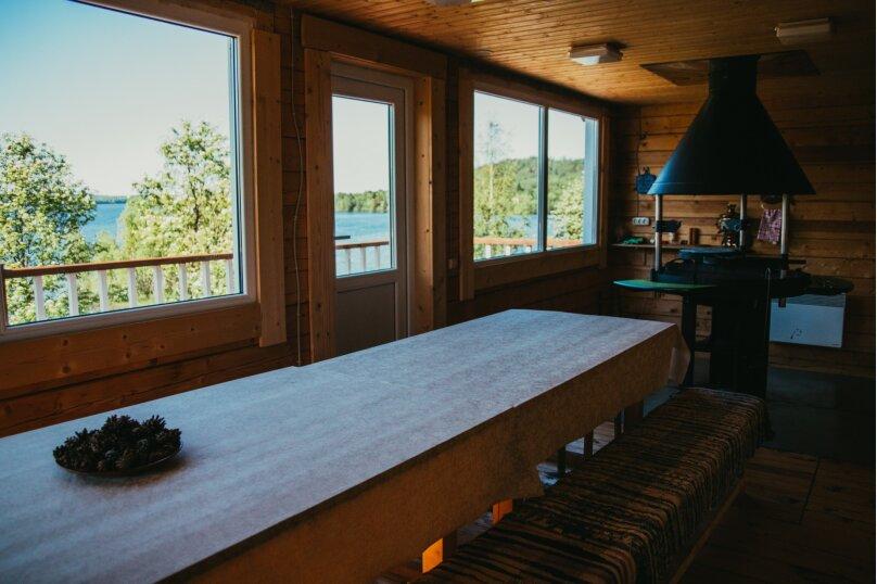 База отдыха, на берегу озера Мунозеро, 1 на 4 номера - Фотография 6