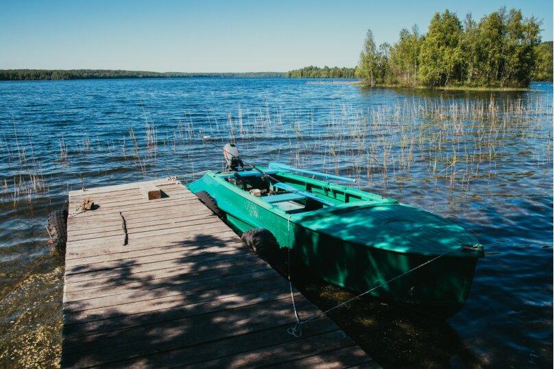 База отдыха, на берегу озера Мунозеро, 1 на 4 номера - Фотография 7