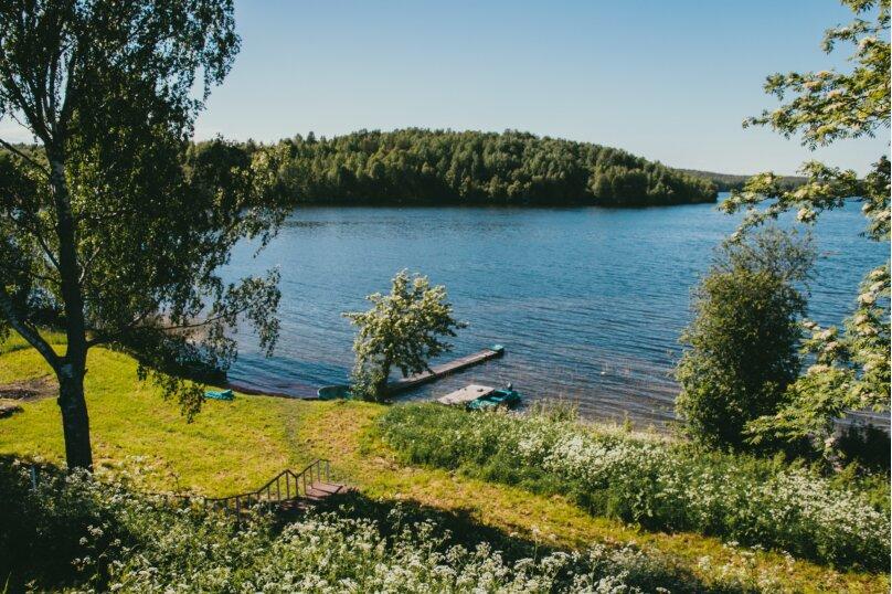 База отдыха, на берегу озера Мунозеро, 1 на 4 номера - Фотография 8