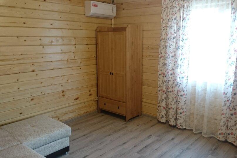 Дом под ключ , 70 кв.м. на 7 человек, 3 спальни, Песчаная улица, 24, Голубицкая - Фотография 6