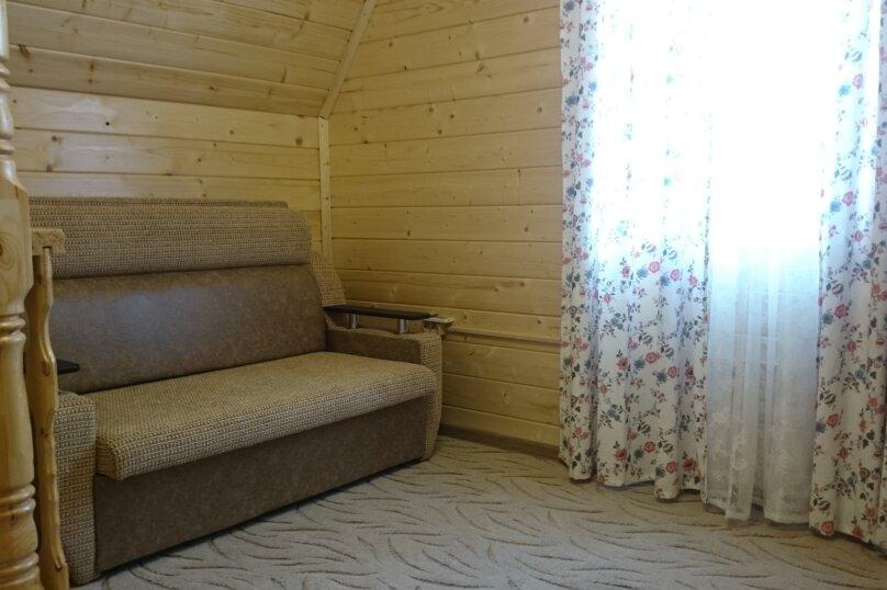 Дом под ключ , 70 кв.м. на 7 человек, 3 спальни, Песчаная улица, 24, Голубицкая - Фотография 14