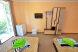 Трехместный с двуспальной и односпальной кроватью:  Номер, Стандарт, 4-местный (3 основных + 1 доп), 1-комнатный - Фотография 43
