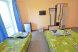 Трехместный с двуспальной и односпальной кроватью:  Номер, Стандарт, 4-местный (3 основных + 1 доп), 1-комнатный - Фотография 42