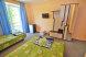Трехместный с двуспальной и односпальной кроватью:  Номер, Стандарт, 4-местный (3 основных + 1 доп), 1-комнатный - Фотография 49