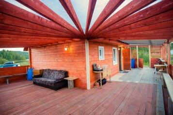 Дом, 50 кв.м. на 5 человек, п. Сорола, 1, Лахденпохья - Фотография 2