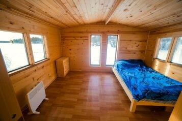 Большой плавдом, 60 кв.м. на 10 человек, 5 спален, п. Сорола, 3, Лахденпохья - Фотография 3