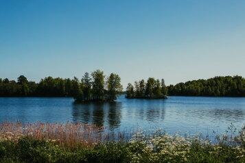 База отдыха, на берегу озера Мунозеро на 4 номера - Фотография 2