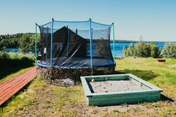 База отдыха, на берегу озера Мунозеро на 4 номера - Фотография 3