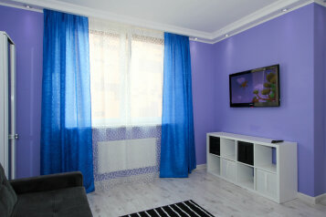 1-комн. квартира, 39 кв.м. на 4 человека, улица Горького, Калининград - Фотография 2