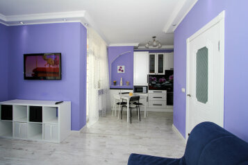 1-комн. квартира, 39 кв.м. на 4 человека, улица Горького, Калининград - Фотография 3