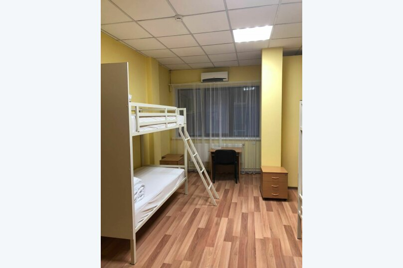 Восьмиместный номер в хостеле, Индустриальная улица, 10, Краснодар - Фотография 1