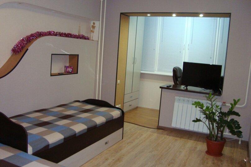 3-комн. квартира, 70 кв.м. на 6 человек, улица Гагарина, 199, Байкальск - Фотография 5