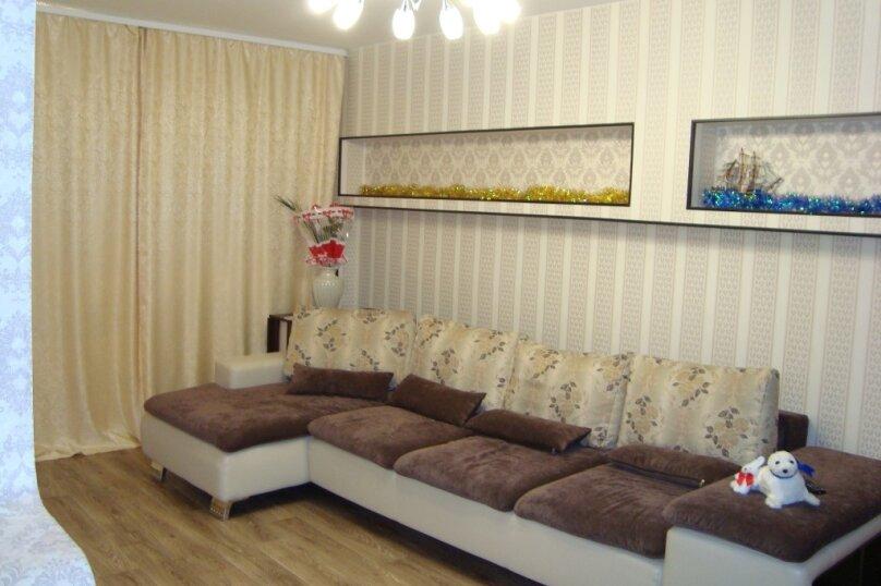 3-комн. квартира, 70 кв.м. на 6 человек, улица Гагарина, 199, Байкальск - Фотография 13