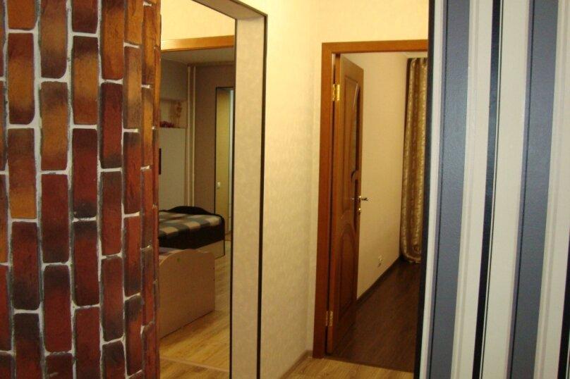 3-комн. квартира, 70 кв.м. на 6 человек, улица Гагарина, 199, Байкальск - Фотография 15