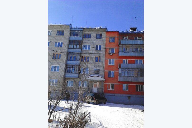 3-комн. квартира, 65 кв.м. на 10 человек, улица Академика Мясникова, 14, Белокуриха - Фотография 3