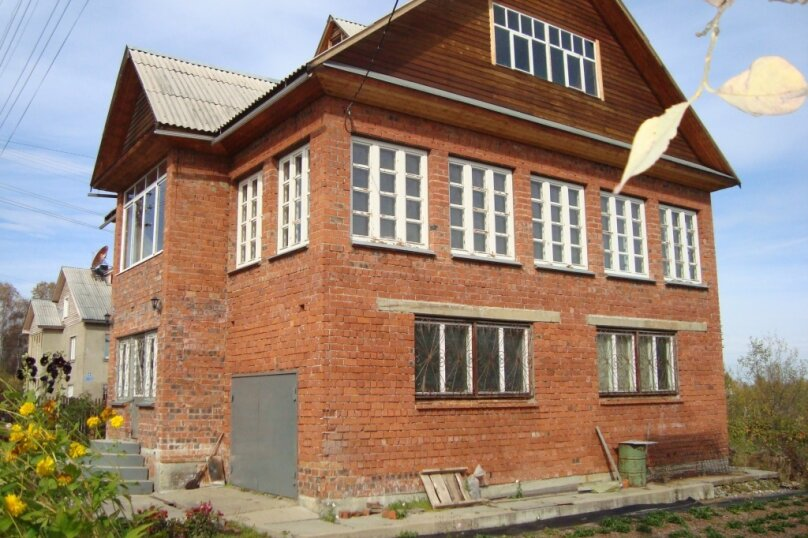 Дом, 110 кв.м. на 8 человек, 2 спальни, Красный Ключ, 5, Байкальск - Фотография 1