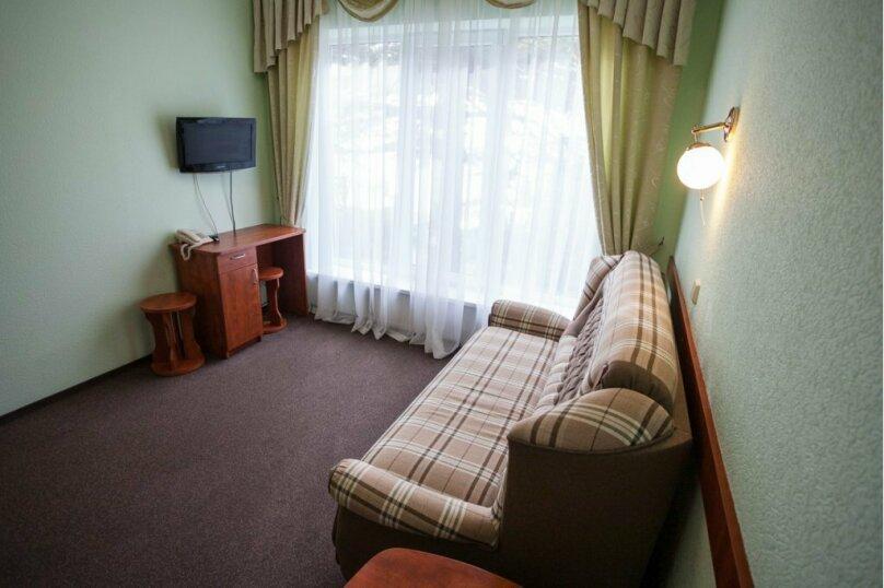 2-х комнатный люкс с кухней, Алупкинское шоссе, 15Г, Кореиз - Фотография 5