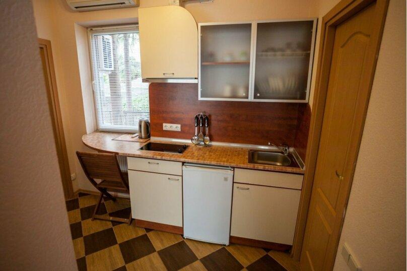 2-х комнатный люкс с кухней, Алупкинское шоссе, 15Г, Кореиз - Фотография 11
