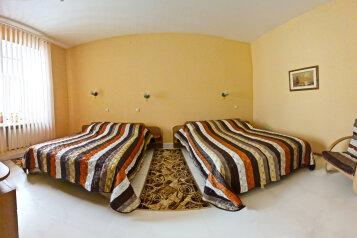2-x комнатный 2-x местный повышенной комфортности:  Номер, Люкс, 3-местный (2 основных + 1 доп), 2-комнатный, Гостиница, Земская улица на 18 номеров - Фотография 4