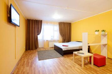 Стандарт:  Квартира, 3-местный (1 основной + 2 доп), 1-комнатный, Гостиница, Молодёжная улица на 4 номера - Фотография 3