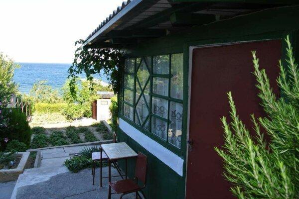 Дом у моря эконом вариант., 40 кв.м. на 3 человека, 1 спальня, улица Шулейкина, 3, Кацивели - Фотография 1