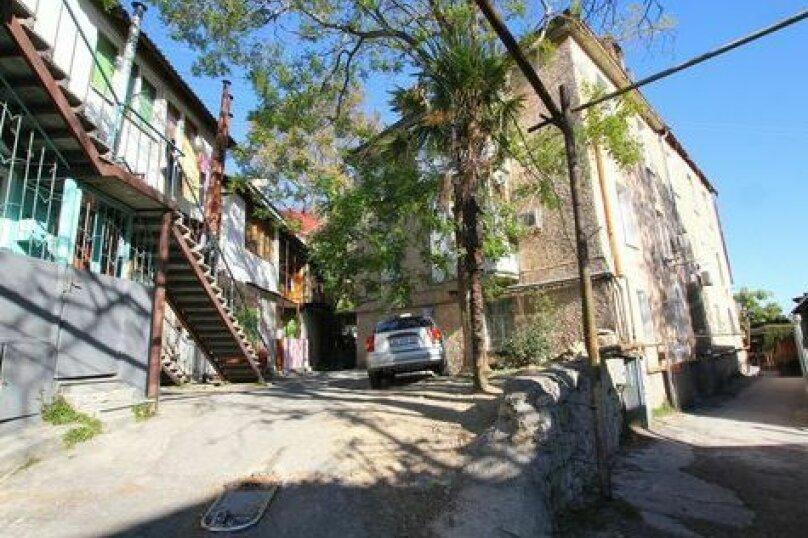 1-комн. квартира, 45 кв.м. на 4 человека, Поликуровская, 7, Ялта - Фотография 10