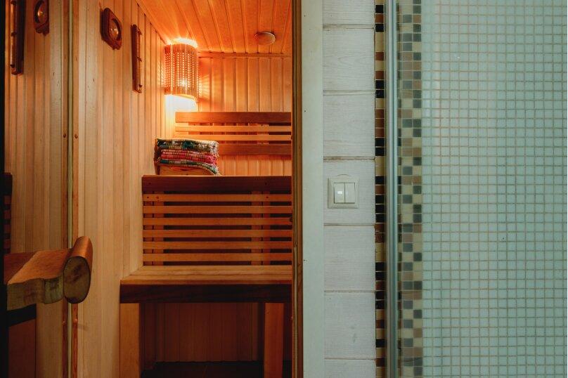 Коттедж с 4 спальнями, сауной и камином (до 10 гостей), 150 кв.м. на 8 человек, 4 спальни, п.Межозерное, № 3, Выборг - Фотография 14