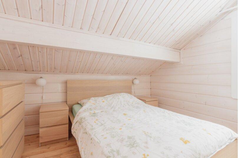 Коттедж с 4 спальнями, сауной и камином (до 10 гостей), 150 кв.м. на 8 человек, 4 спальни, п.Межозерное, № 3, Выборг - Фотография 18