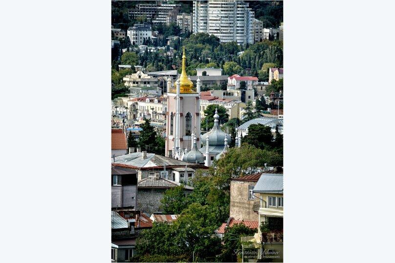 1-комн. квартира, 45 кв.м. на 4 человека, Поликуровская, 7, Ялта - Фотография 12