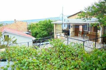 Двухкомнатный домик с террасой на 3-7 человек., 65 кв.м. на 7 человек, 2 спальни, Военно-морской переулок, Феодосия - Фотография 1