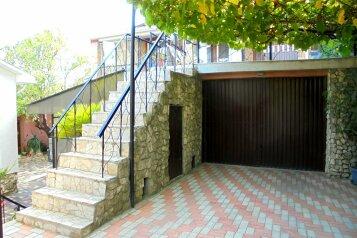 Двухкомнатный домик с террасой на 3-7 человек., 65 кв.м. на 7 человек, 2 спальни, Военно-морской переулок, Феодосия - Фотография 2