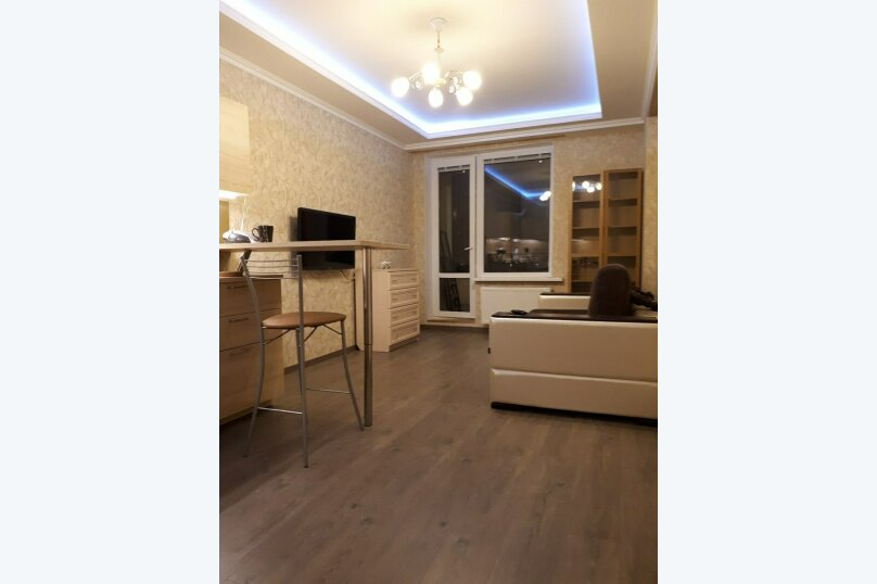 1-комн. квартира, 30 кв.м. на 3 человека, Рыбацкий проспект, 18к2, Санкт-Петербург - Фотография 2