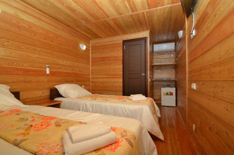 """Отель """"Вуд Хаус"""", улица Мушни Хварцкия, 3 на 10 номеров - Фотография 37"""