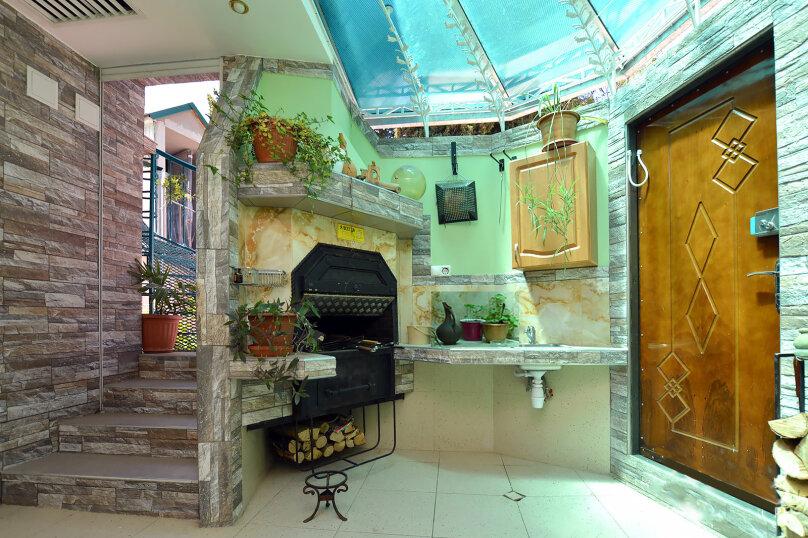 Дом  с видовой мансардой., 100 кв.м. на 8 человек, 4 спальни, Пролетарская улица, 7, Гурзуф - Фотография 7