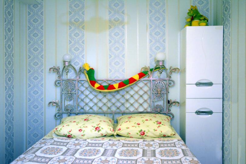 Дом  с видовой мансардой., 100 кв.м. на 8 человек, 4 спальни, Пролетарская улица, 7, Гурзуф - Фотография 17