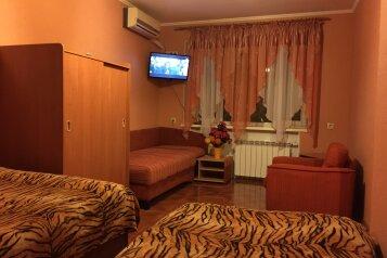 1-комн. квартира, 30 кв.м. на 3 человека, набережная Адмирала Серебрякова, 21, Новороссийск - Фотография 1