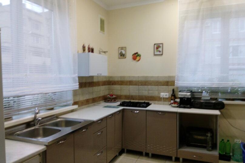 Комнаты в Голубой бухте, 180 кв.м. на 8 человек, 2 спальни, Кипарисовая, 20, Геленджик - Фотография 6