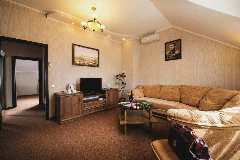 Люкс двухкомнатный, улица Щербака, 22А, Севастополь - Фотография 1