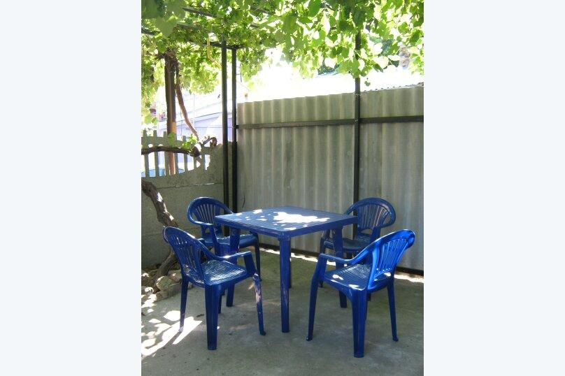 Дом с отдельным двором , 30 кв.м. на 5 человек, 1 спальня, улица 8 Марта, 12, Феодосия - Фотография 3