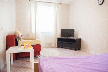 2-комн. квартира, 60 кв.м. на 5 человек, улица Суворова, 37, микрорайон Древлянка, Петрозаводск - Фотография 4