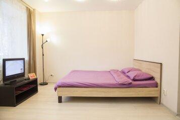 1-комн. квартира, 35 кв.м. на 4 человека, улица Анохина, 37, Петрозаводск - Фотография 1