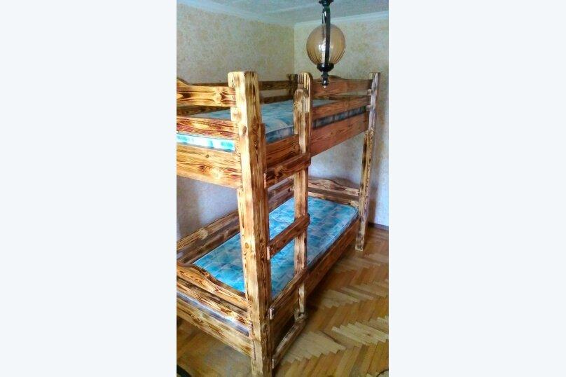 2-комн. квартира, 65 кв.м. на 6 человек, улица Подвойского, 9, Гурзуф - Фотография 8