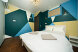 2-местный стандарт с большой кроватью:  Номер, Стандарт, 2-местный, 1-комнатный - Фотография 40